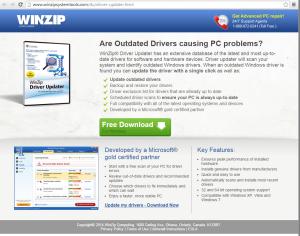winzip scam website