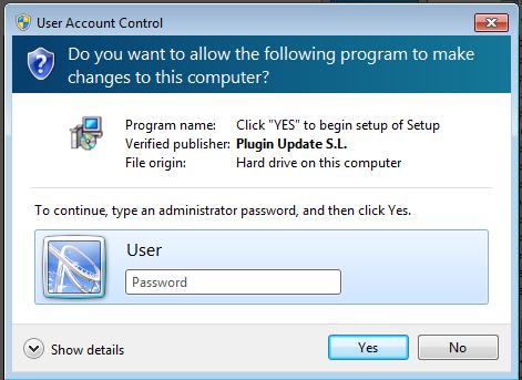clickyes program name