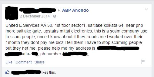 utd-e-services-scam-facebook