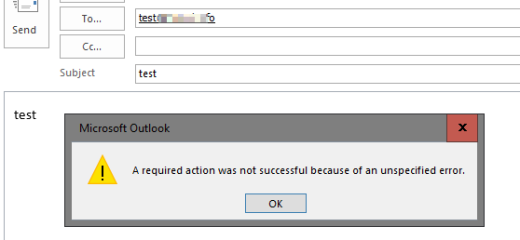 outlook-2013-signed-unspecified-error